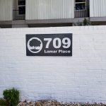 Boston Address Signs Lamar Oaks Address Sign 150x150